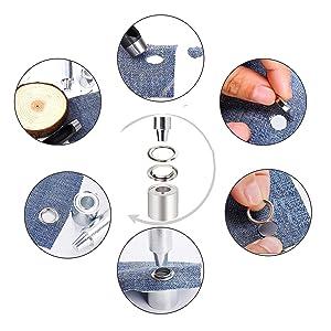 Grommet Tool Kit