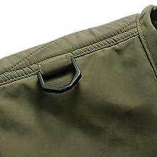 cargo vests