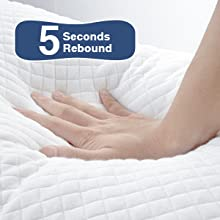 5-second Rebound and Durable