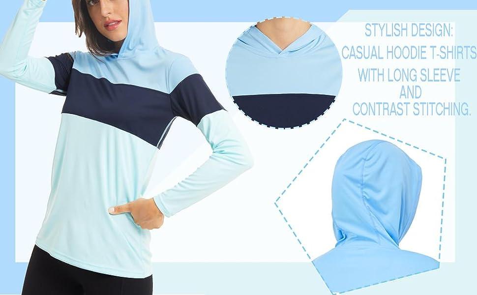 quick dry athletic shirts sun protection shirts yoga shirt for jogger golf tee shirt long sleeve