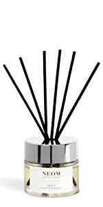 NEOM Feel Refreshed Reed Diffuser - scent to boost your energy