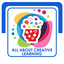 All about creative learning icon