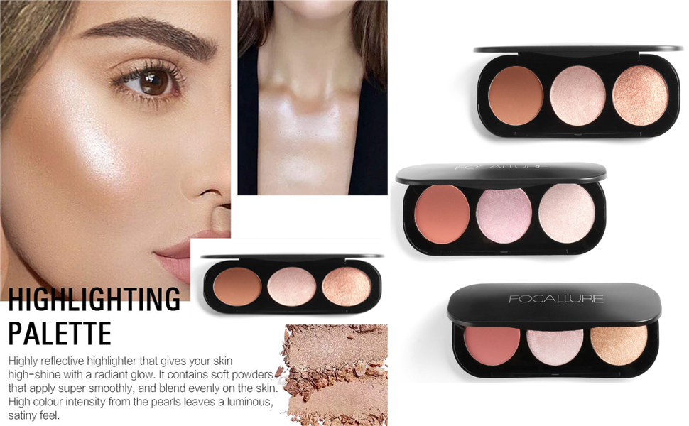 Highlighters amp; Luminizers