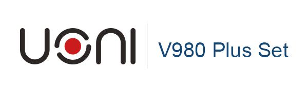 V980 Plus Set