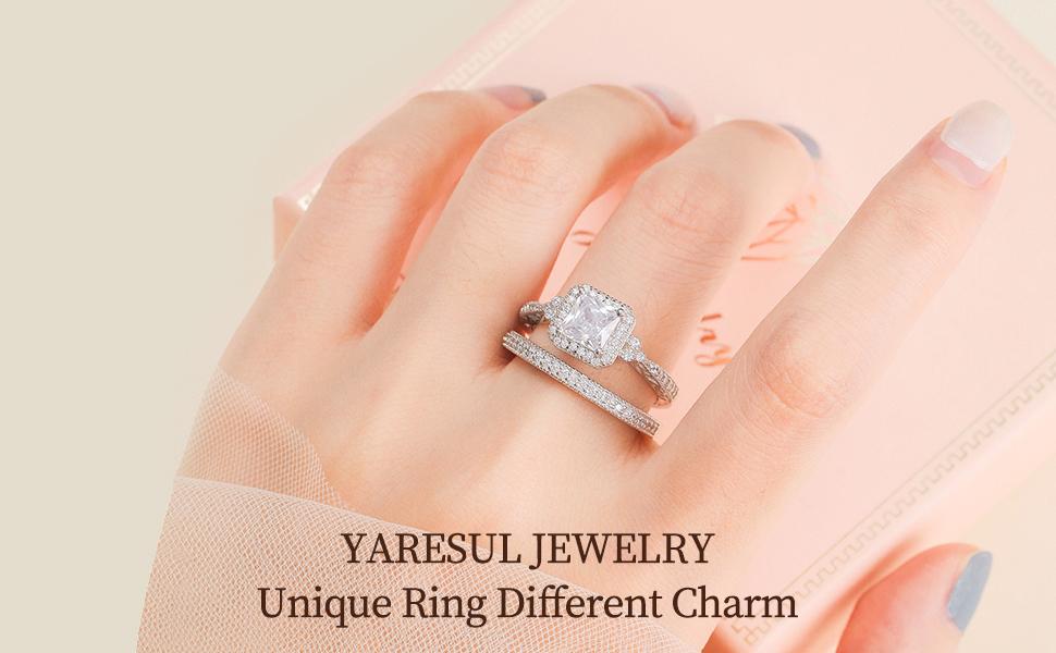 Eternity Wedding Ring For Women