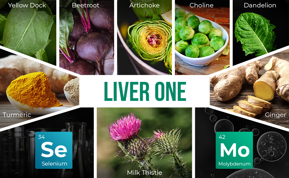 Liver One ingredients