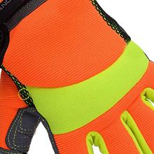 Breathable Gloves Back