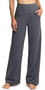 Yoga Hosen für Damen Hohe Taille Sporthosen