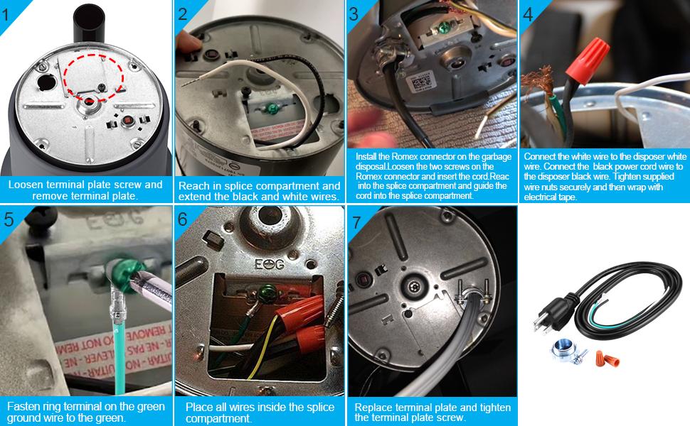 power cord kit