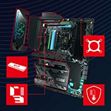 Cooling capabilities, cooling access, overclocking