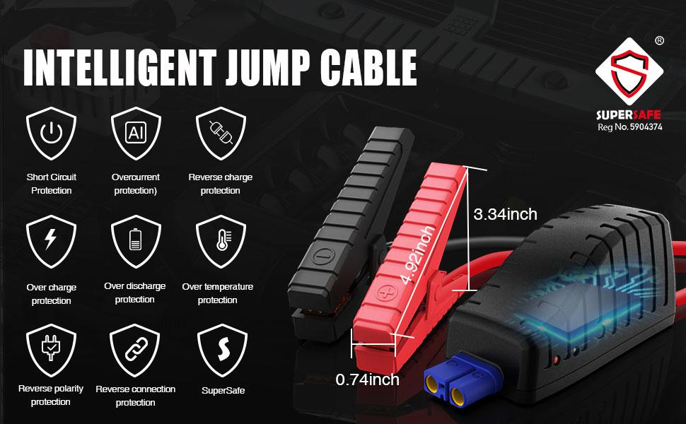 jump cables