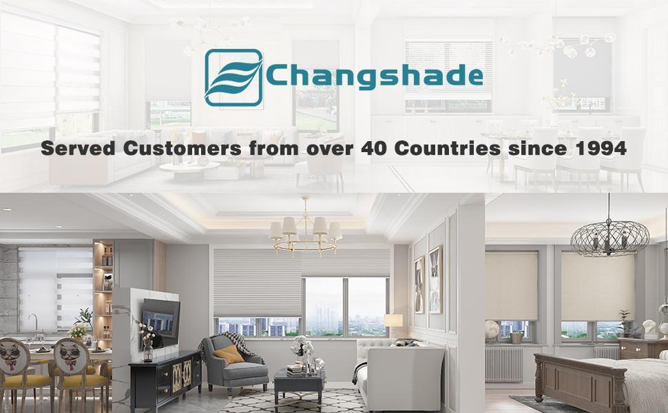 Changshade Roller Shades