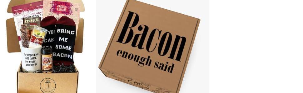 Gourmet Bacon Box