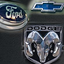 Ford Chevy and Dodge Touch Up Paint