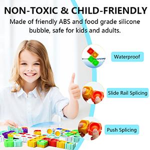 fidget toys made of safe materials