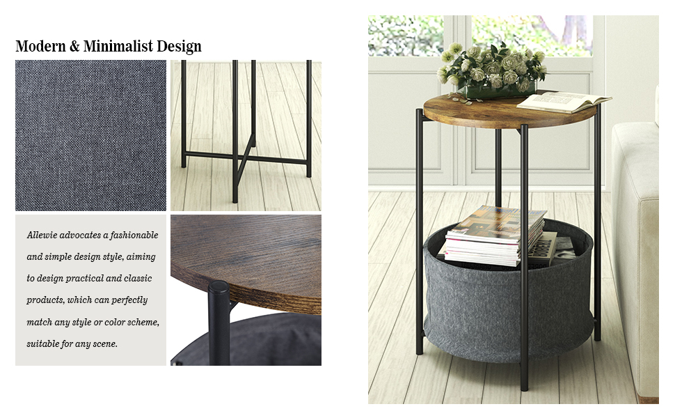 modern and minimalist design