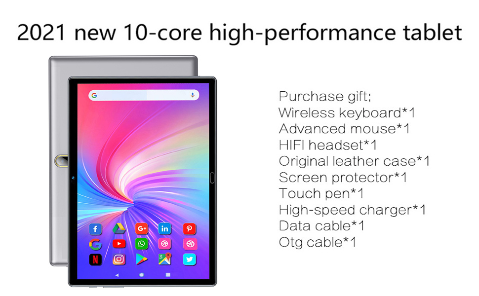 X20 tablet