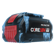 Bosch Exclusive CoolPack 2.0 Technology