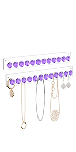 necklace display hanger