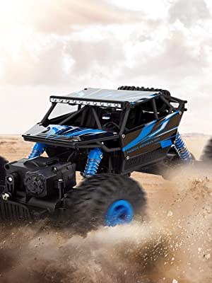 EQUIPPED WITH FOUR WHEEL DRIVE