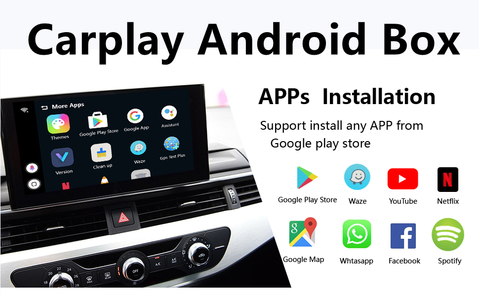4+32G Android System