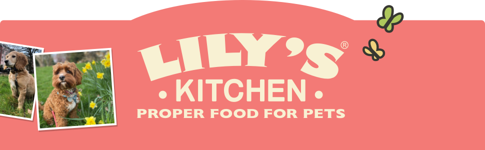 Lily's Kitchen pet food