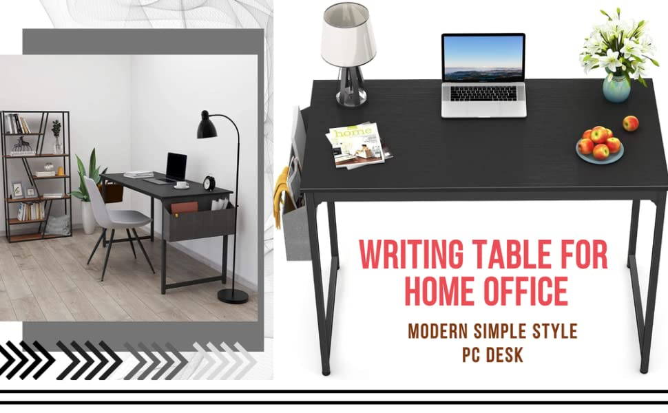 FOLDING TABLE FOR HOME OFFICE LIVING ROOM