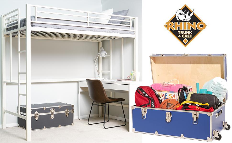 summer camp, arts camp, education camp, trunk