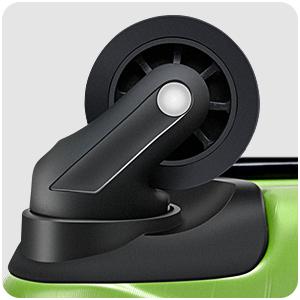 luggage wheel