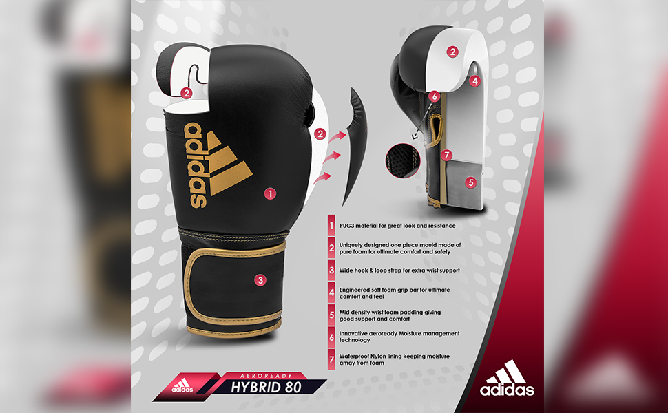 BOXING GLOVES KICKBOXING TRAINING FITNESS BAG WEIGHTED GLOVES