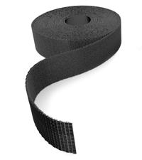 KabelDirekt 100, 150, 100,150,200mm x 7,4mm Serre-câbles réutilisables-