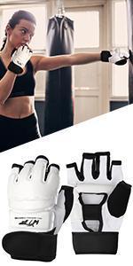 Punch bag gloves