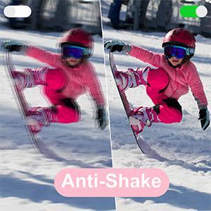 anti shaking