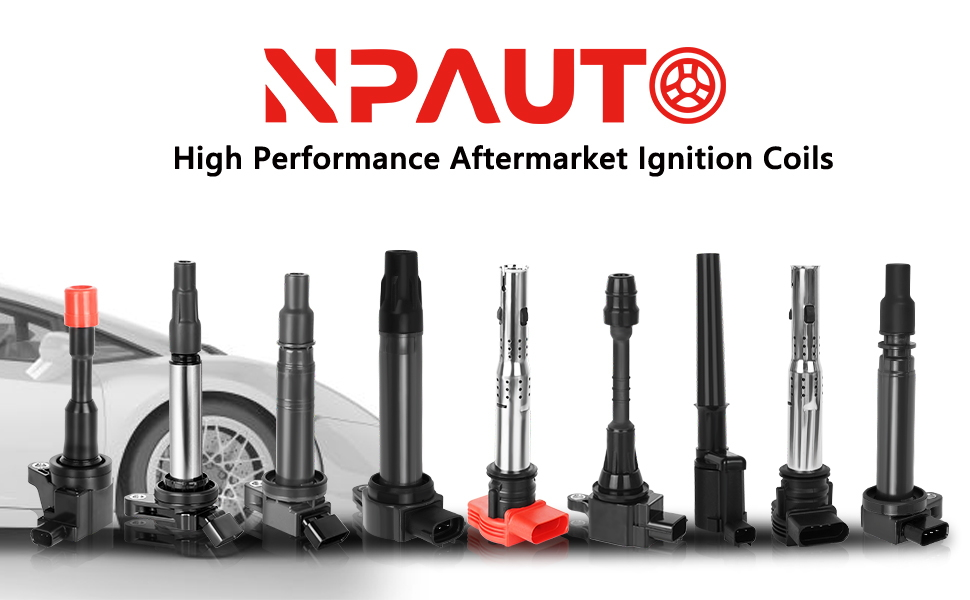 NPAUTO Ignition coil pack