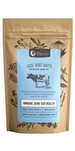 Nutra Organics Beef Broth