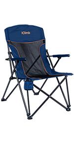 heavy duty chair, camping chair, portable chair