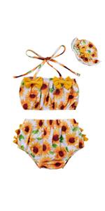 baby girl swimsuit