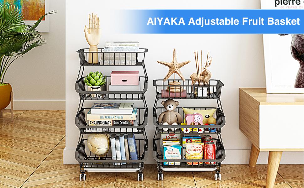Adjustable Fruit Basket