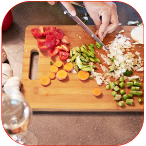 SPN-JGS Bluewhale Kitchen Knife & Peeler Set