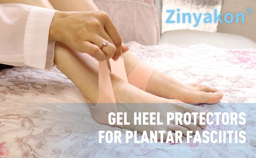 Zinyakon Heel Protectors