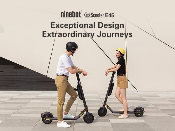 Segway Ninebot E45
