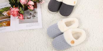 Ekouaer house slippers