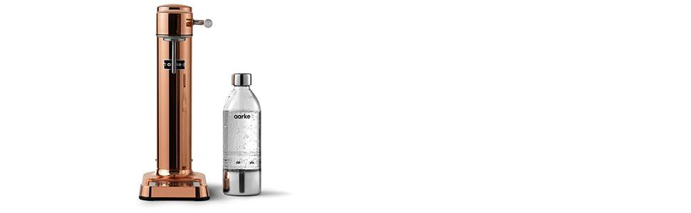 carbonator 3 koper, PET-fles
