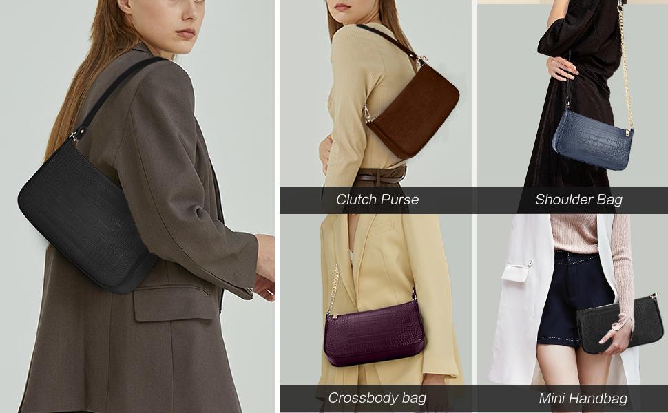 shoulder bag for women mini purse black clutch purses for women small handbags