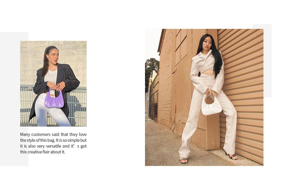 trendy purse women