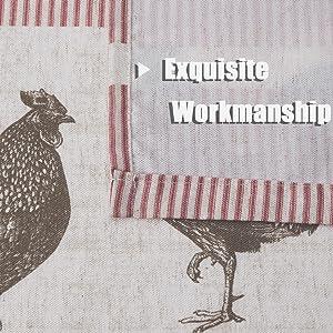 Exquisite Workmanship