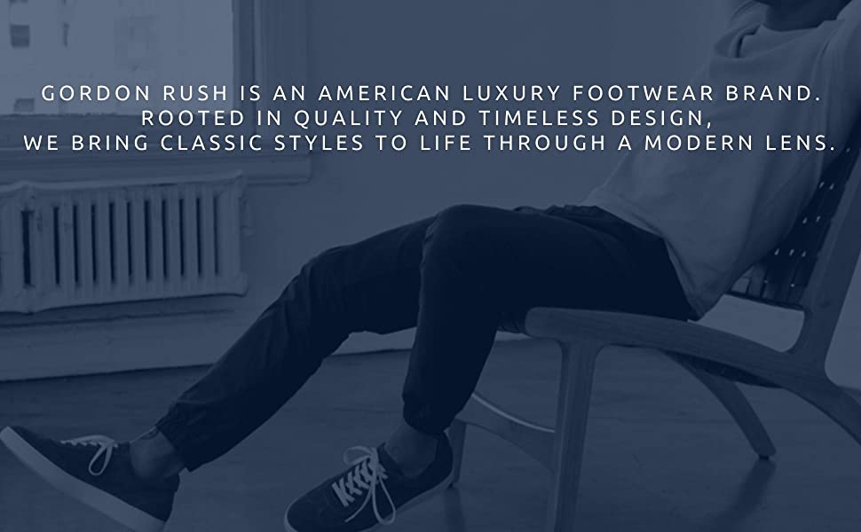 An American luxury footwear brand.