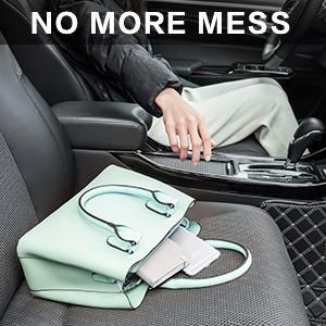 no more mess