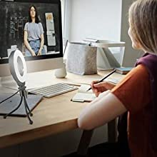 video conference lighting