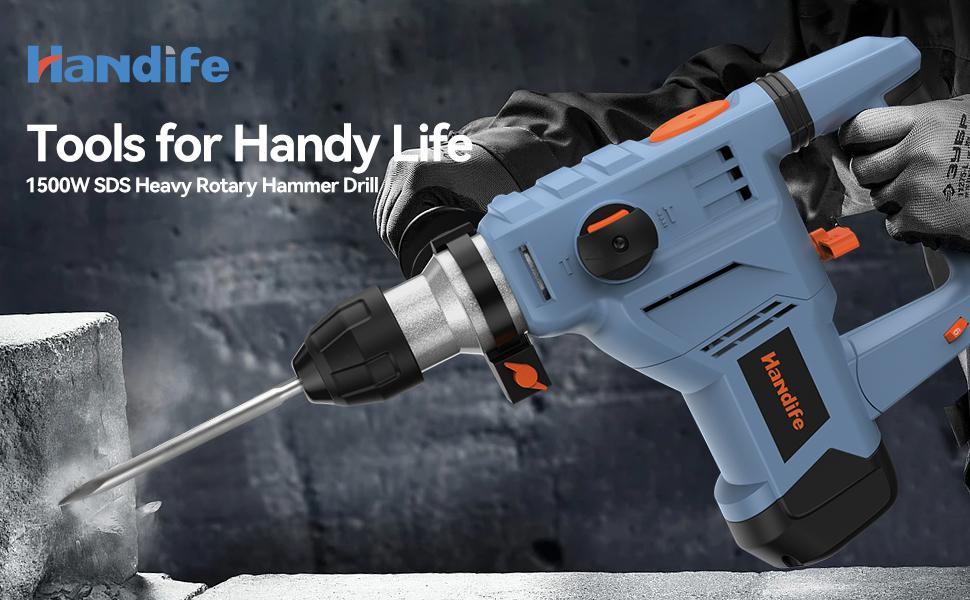 hammer drills for concrete